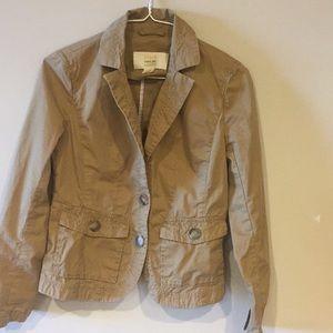 J Crew Chino Jacket